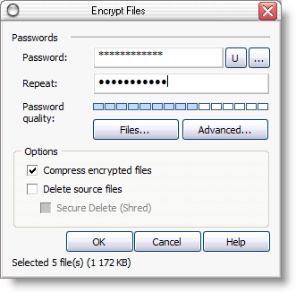 How to enter password into AEP PRO